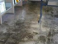 硬質床清掃(Before)